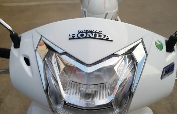踏板车界性价之王,单缸水冷110cc,离地116+仪表盘,仅1.4万起
