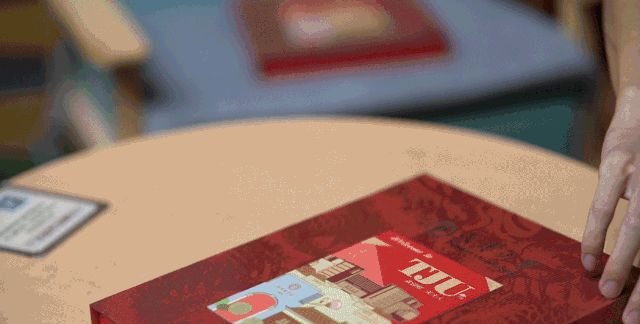 南开大学、天津大学新版本科录取通知书,看看哪家更抢眼