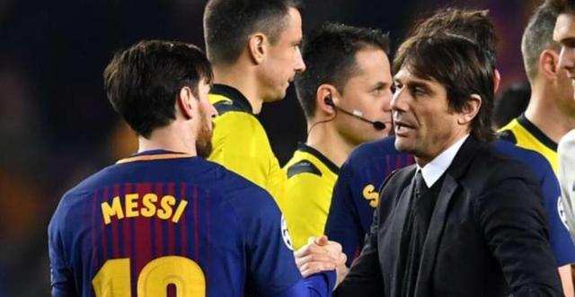国际米兰争夺梅西 愿意供应逾越C罗的薪酬