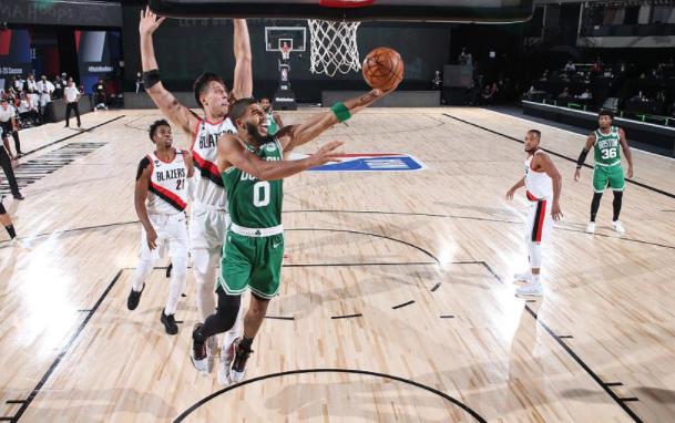 NBA常规赛一共结束了6场常规赛,其中包括了东部第八争夺战篮网险胜奇才