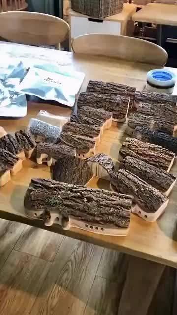 一根破木头,愣是弄成了我买不起的样子