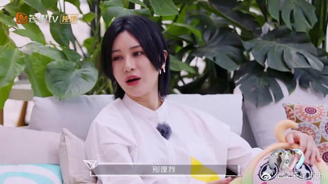 尚雯婕:我长了不会笑的脸 时间真的能让我们在经历很多以后……