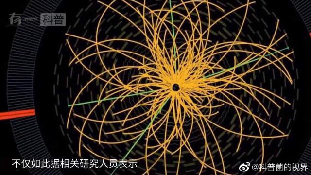 宇宙是如何诞生的,或是与希格斯玻色子有关,为什么?