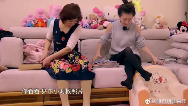 妈妈是超人:包文婧吐槽饺子跟包贝尔太像……