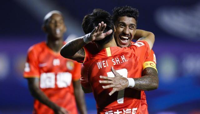 老牌劲旅特别是上赛季的中超三甲广州恒大、