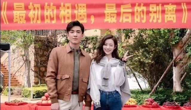 林更新新剧发布人物关系海报,和盖玥希互动疑似官宣恋情