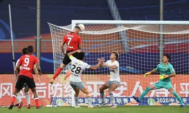 中超第二轮积分榜:北上广鼎足之势,这队0分0进球,已成降级抢手