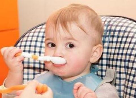 宝宝缺铁食欲下降容易困倦,宝妈别着急,4款补铁营养辅食学起来