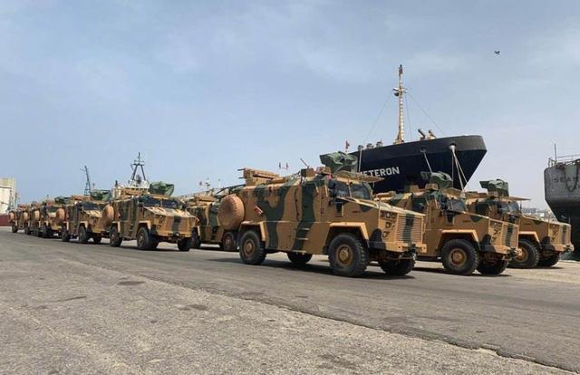 埃及突然出兵叙利亚:兵力太少,时机不对,难以让土耳其做出让步