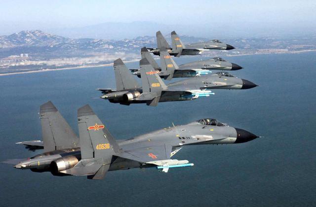 """太行终于""""行""""了,摆脱俄制发动机,100多架歼16全使用涡扇-10B"""