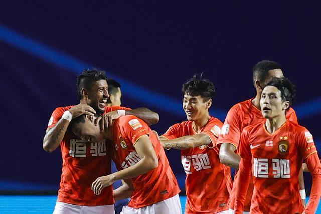 中超新赛季首场广州德比,恒大迎来富力的有力