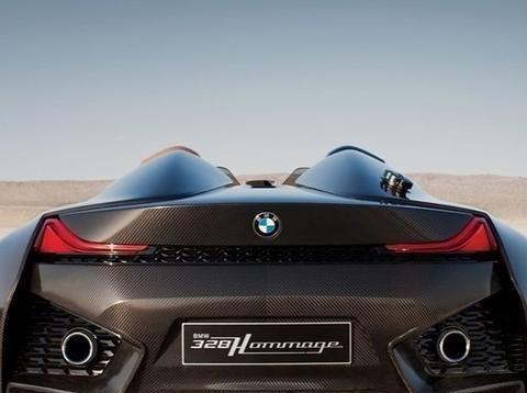 复制BMW328赛车