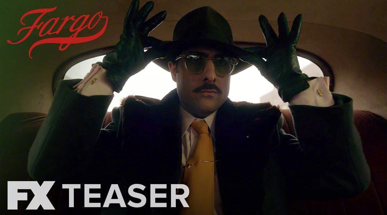 《冰血暴》(Fargo)第四季全新预告片!