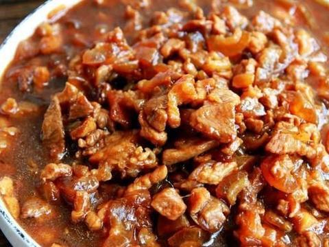 从小就爱吃的菜,只要1个洋葱1块猪肉,简单易做好吃下饭,太香了