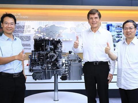 世界首款9速双离合变速器+热效率38.3%发动机长城汽车造 年内量产