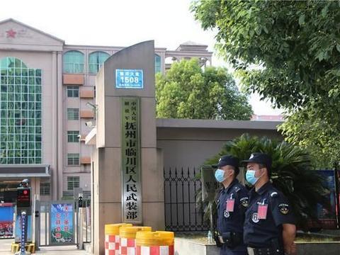 江西省抚州市临川区:疫情防控下,征兵体检这样做