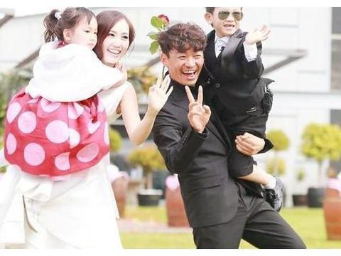 爸爸带娃和妈妈带娃哪个好?王宝强和马蓉离婚4年,两娃差距明显