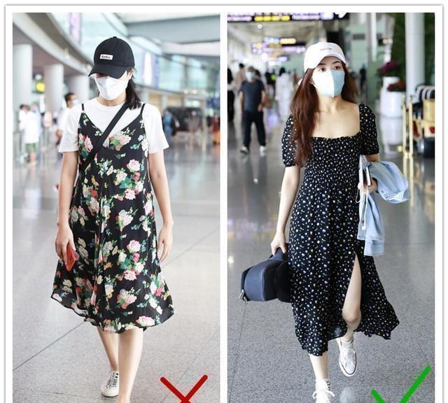 黑色怎么才能穿出彩?教你两招告别沉闷,穿出夏天应有的缤纷多彩