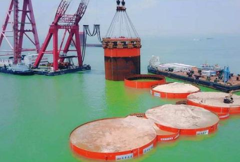 值得骄傲!中国投资500亿的超难工程,难度比肩港珠澳!