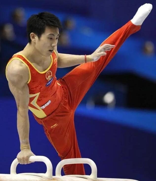 体操界最美的爱情故事:张楠倒追滕海滨8年,如今婚后生活幸福