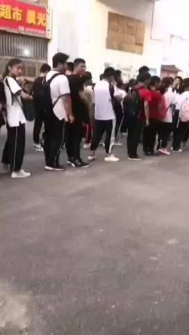 淮安一中学被曝利用暑假违规补课