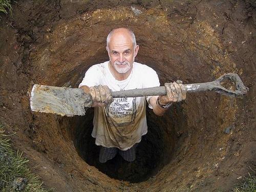 为什么不拿把地球挖穿,科学家道出原因