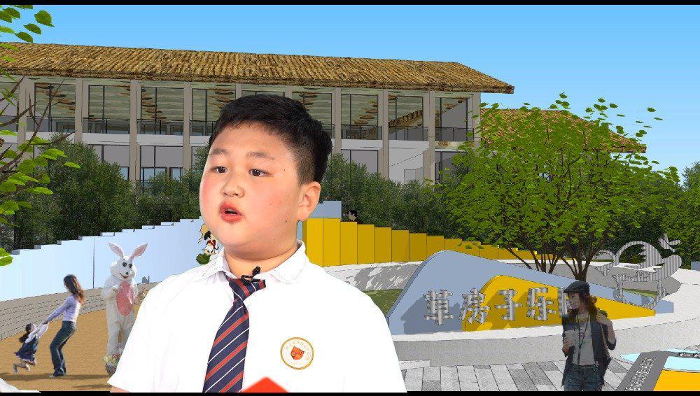 诗歌《龟兔赛车》,朗诵:万钊宇,盐城外国语学校五(1)班