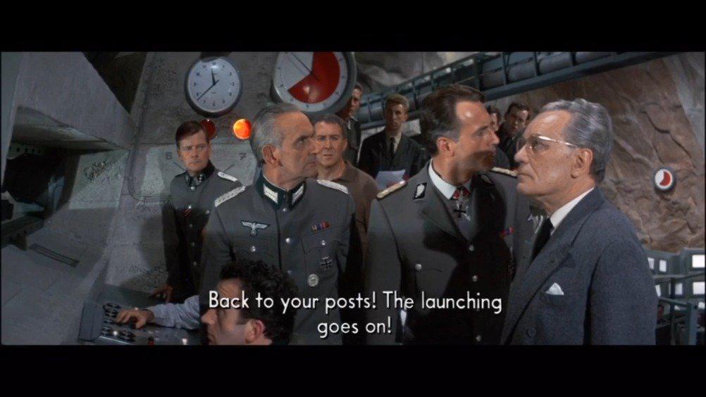 《爆破死亡谷》德军V2火箭弹肆虐欧洲……