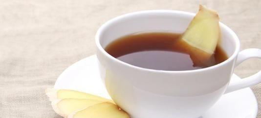 闷热的夏天,每天早上喝一杯红糖姜红枣茶,舒适整天