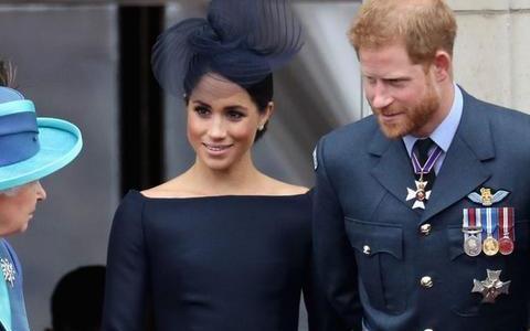 伊丽莎白二世女王,本可以安排,梅根和哈里继续留在王室