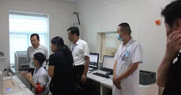 济宁曲阜市小雪社区卫生服务中心放射诊疗项目顺利通过专家组验收评审