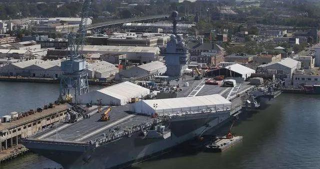 """亚洲海军第一?印度扬言打造""""首艘""""核动力航母,性能碾压003"""