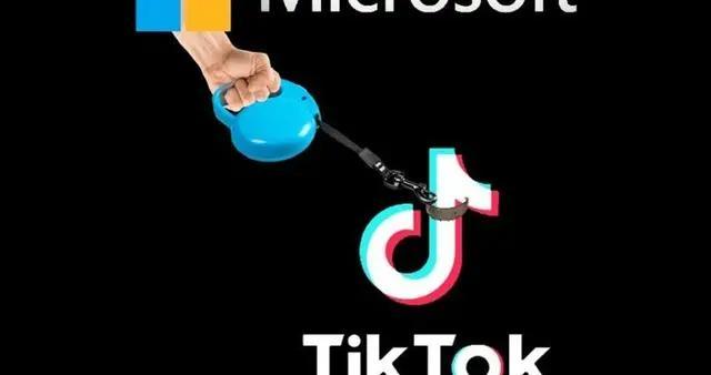 微软真的要接手TikTok业务?美国政府将会如何应对