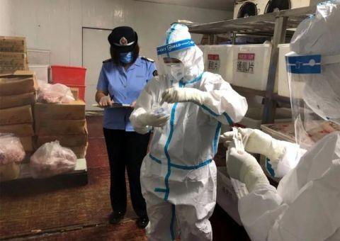北京顺义突查189家冷冻库 核酸检测结果全为阴性