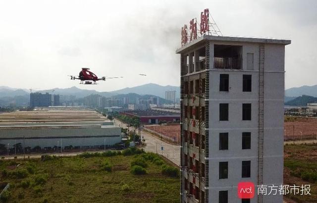 亿航新生产基地落地广东云浮,预计年产600架自动驾驶飞行器