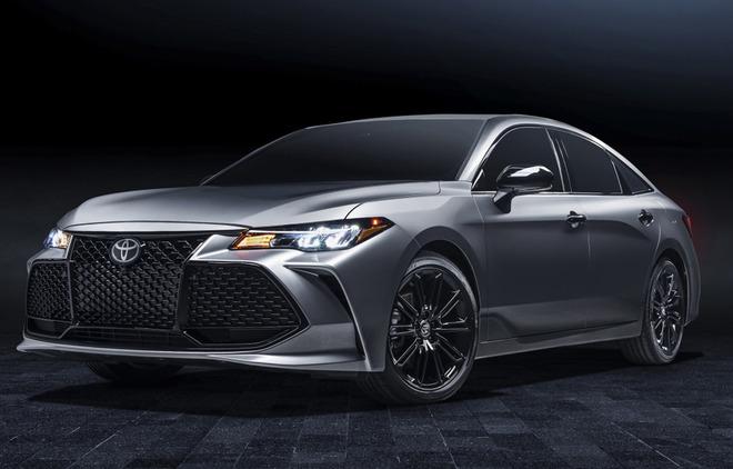 一汽丰田亚洲龙将新增两款车型 预计8月上市