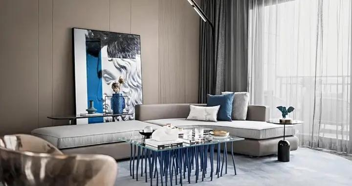 400平米房子现代风装修,融入各种经典装修元素,别墅美翻了!-清凉山居装修