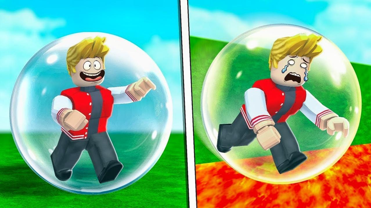 Roblox疯狂滚球模拟器:爆笑球球大作战!体验滚球乐园?小格解说