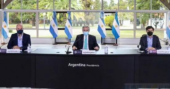 隔离延至8月16日,阿根廷总统:抗疫已无退路