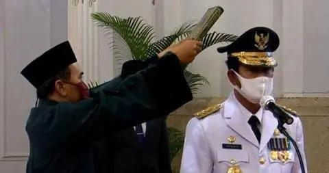 印尼廖内省长确诊新冠,系总统佐科近期密接的第二位确诊官员
