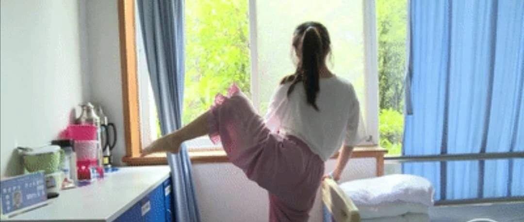 女孩跳舞时身体竟发出爆米花般异响!医生提醒:孩子练舞务必注意