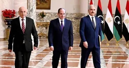 利比亚和谈忽现转机,萨利赫横空出世,哈夫塔尔可能被替代