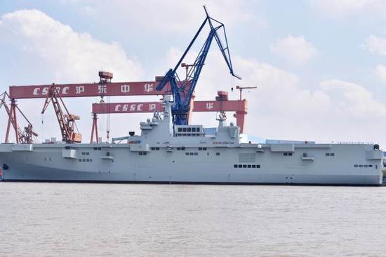 076舰为何装备电磁弹射器?创造三个第一 歼-35与攻击-11是标配
