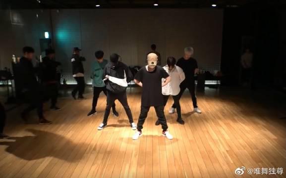 iKON《Ah Yeah》练习室,六人组iKON出发!要一路往前冲呀!