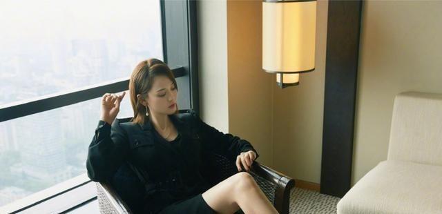 陈乔恩:娱乐业需要的是真的,不是假的艺人