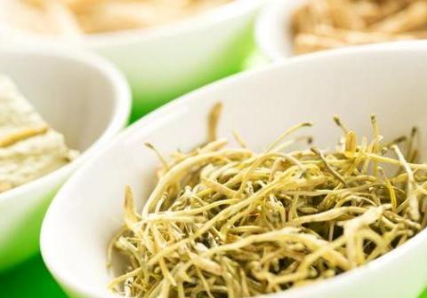 三伏天喝凉茶,就用家里盆栽的金银花当原材料,既省钱又效果好