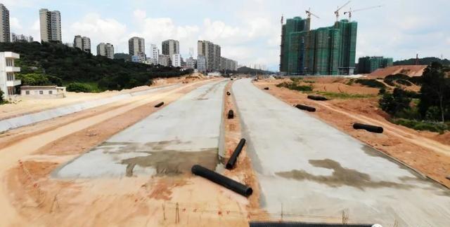 高州:凤凰大道工程建设进展顺利 预计10月份竣工通车