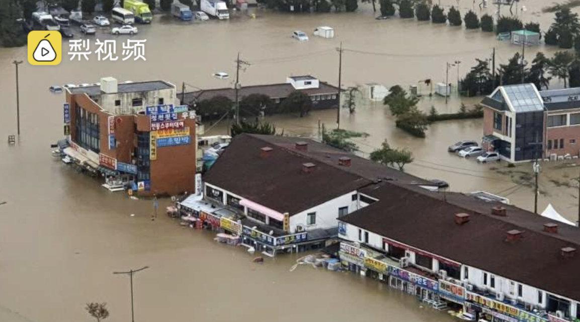 蝴蝶效应!韩国专家:中日韩超长雨季或因气候变暖