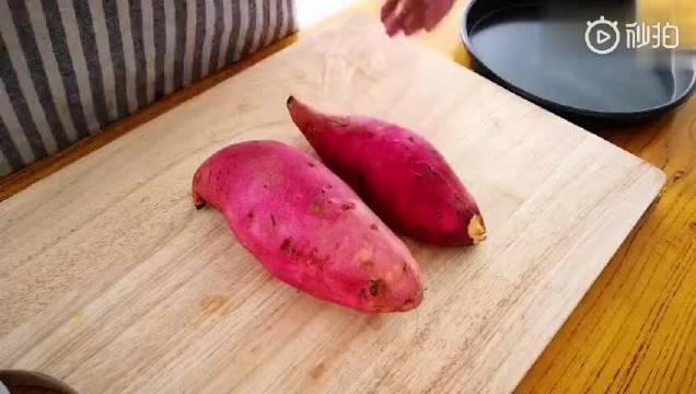 红薯秘制新吃法