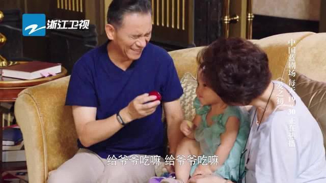 对于谢桥@俞飞鸿工作室 和萧律师@李乃文 生孩子的计划……